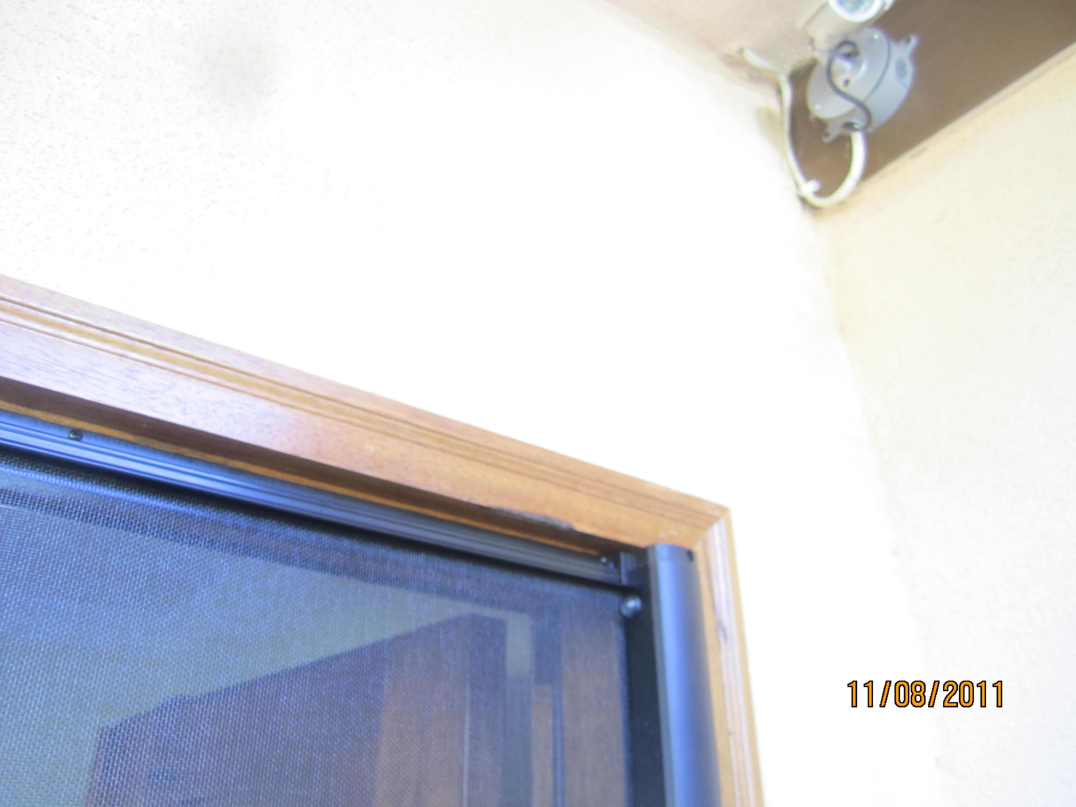Window screens and retractable screen doors in woodland for Retractable screen door repair
