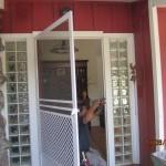 Swinging Screen Doors Topanga