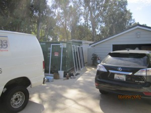 Screen Door Installations in Topanga
