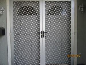 Security Screen Doors in Sherman Oaks