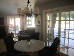 Breakfast Room Screens in Canoga Park