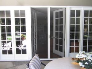 Westlake Village Retractable Screen Doors