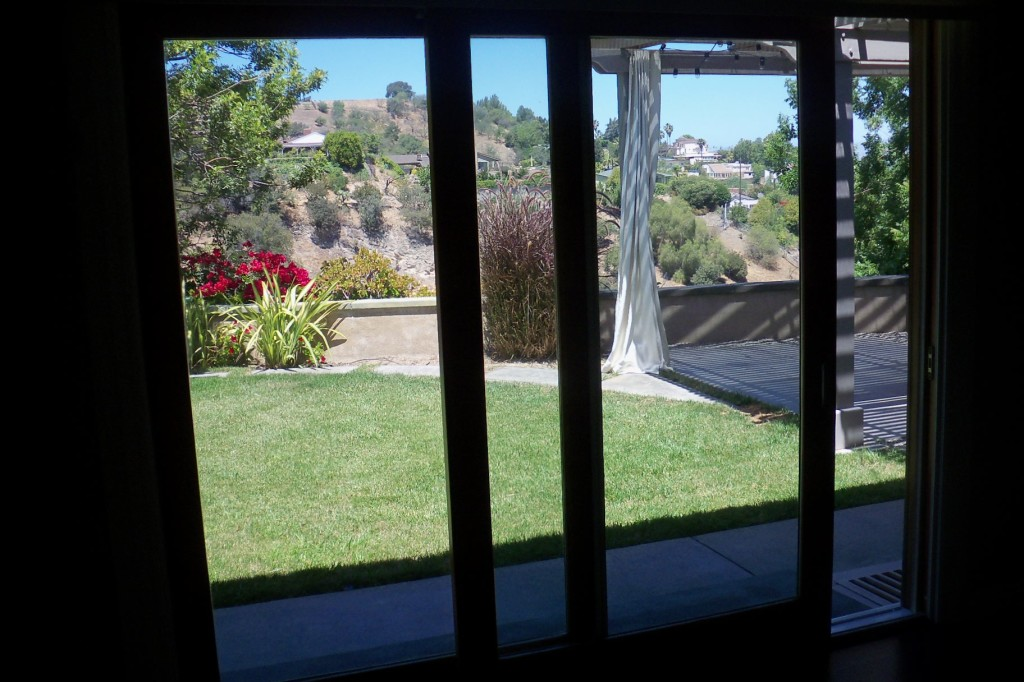 Patio Sliding Screens in Encino