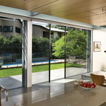 Centor Arquitectural Screens for Bi-folding Doors