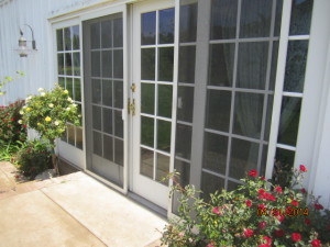 Malibu Sliding Screen Doors