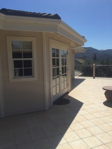 Mobile Screen Service Installing Sliding Screen Doors and Window Screens in North Hills
