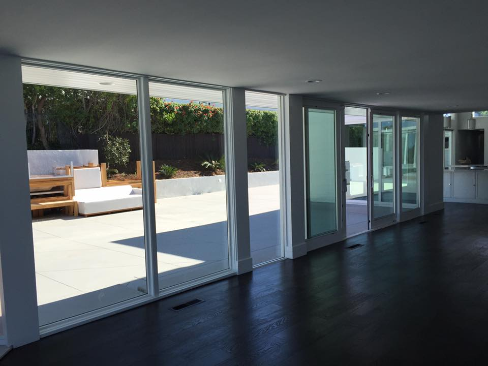 Sliding Screen Doors in Bell Canyon