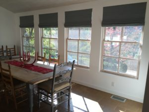 Window Screens installation in North Hills