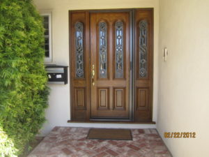 Retractable Screen Doors