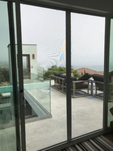 Double Set Sliding Screen Doors in Malib