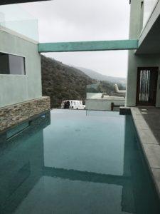 Malibu Home Pool View