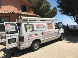 Mobile Screen Service in Malibu