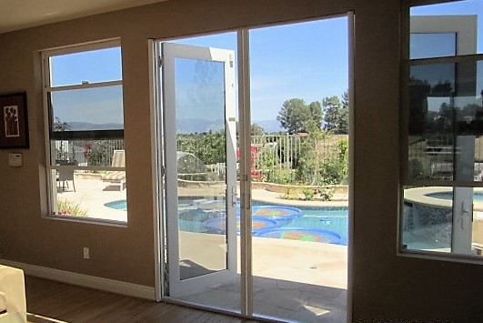 Beverly Glen Patio Sliding Screen Doors