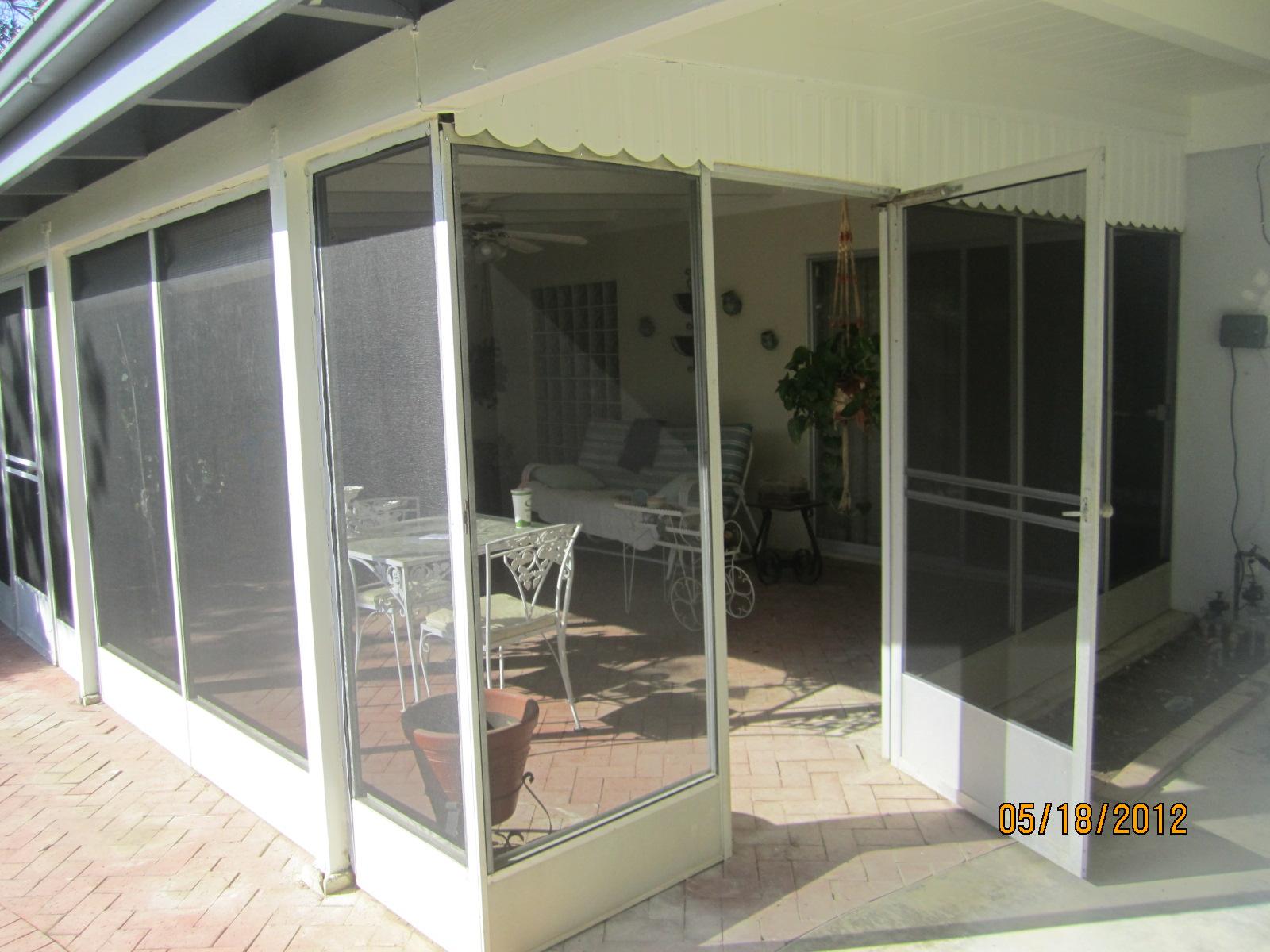 Patio Enclosures Screens Granada Hills   Screen Doors & Window Screens
