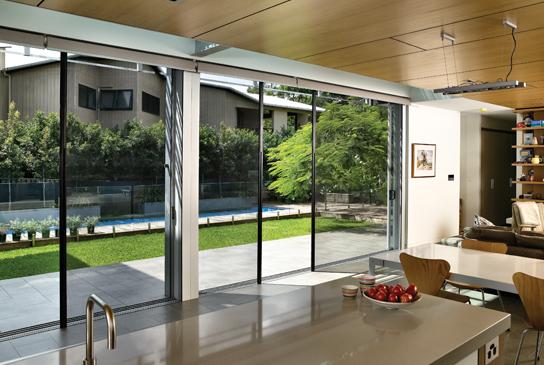 Centor Arquitectural Screens For Bi Folding Doors Screen