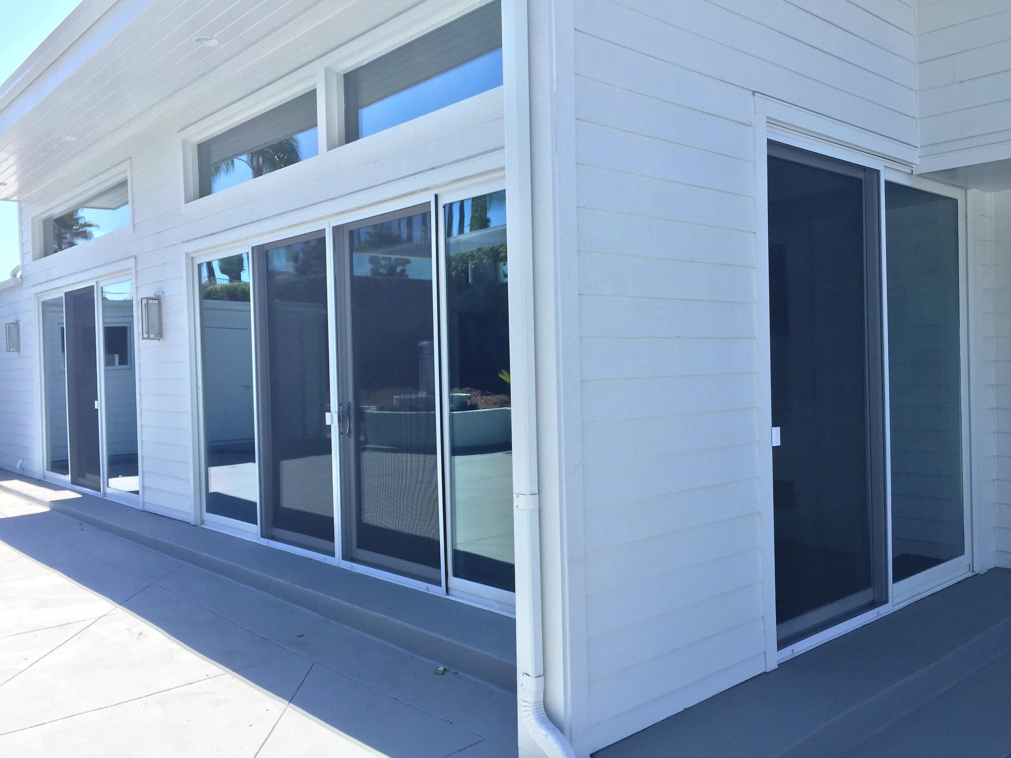 Aluminum Screen Doors Window Screens