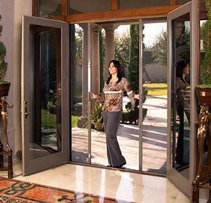 Retractable Screens Doors Screen Doors Amp Window Screens